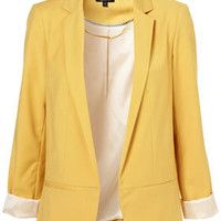 Structured Blazer - Blazers