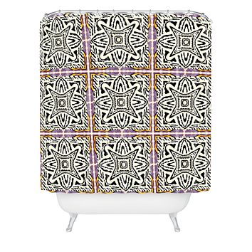 Ingrid Padilla Bohemian Renaissance Shower Curtain