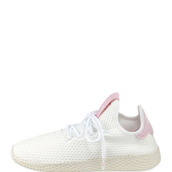 Adidas x Pharrell Williams Knit Mesh Tennis Sneakers