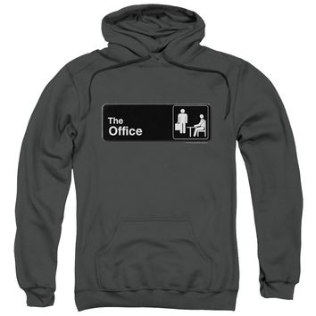 The Office - Sign Logo Adult Pull Over Hoodie Officially Licensed Apparel