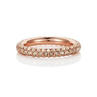STACKABLE RING IN SILK