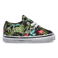 Toddlers Hawaiian Floral Authentic | Shop Toddler Shoes at Vans