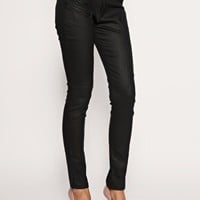 Diesel | Diesel Seam And Zip Biker Jeans at ASOS