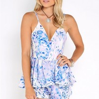 Raindrops Playsuit