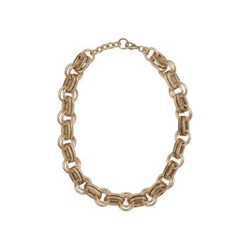 Annie Costello Brown - Short Heavy Chain Necklace