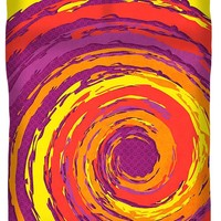 Hurricane Sunset Duvet Cover for Sale by Shawna Rowe - Queen