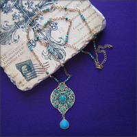 Pree Brulee - Arabian Nights Necklace: ONLY 1 LEFT