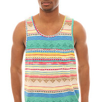 LRG The 147 Unnatural Tank Top in Dark Khaki : Karmaloop.com - Global Concrete Culture