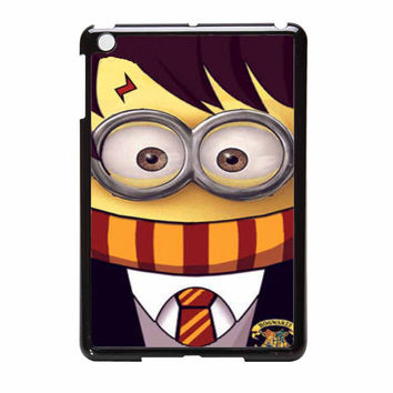 Despicable Me Minion Harry Potter iPad Mini Case