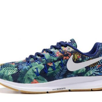 Nike Air Zoom Pegasus Floral Printed Mens Running Shoes