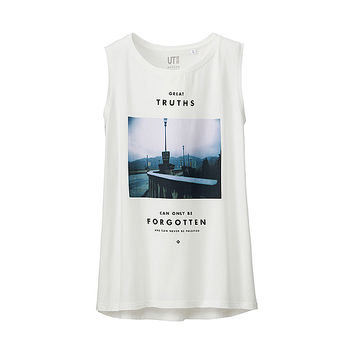 WOMEN Ransom Limited Graphic Tank Top