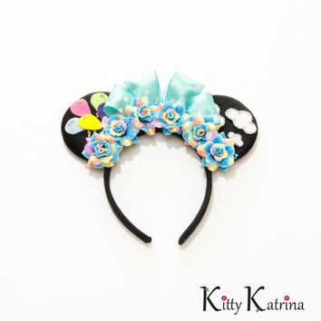 UP Mouse Ears Headband, Up Mickey Ears, Up Pixar, Up Disney, Up Movie, Up Wedding, Disney Bound, Disney Ears, Disney Birthday Ears