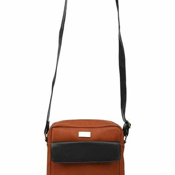 The Dapper Satchel Brown, Men's Satchel, Fathers' Day, Men Gift, Man Bag, Vegan Bag, Cross Body Bag, Vegan Leather, Canvas