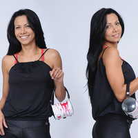 Brazilian Activewear-Sexy Workout Clothes: BLUEFISH Sport Sexy Tank