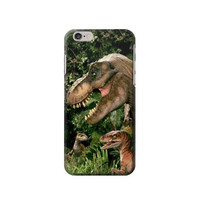 P1452 Trex Raptor Dinosaur Case Cover For IPHONE 6