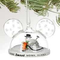 Knick Knack Ear Hat Ornament | Disney Store
