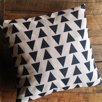 Geometric Abstract Prints Pillow Cover