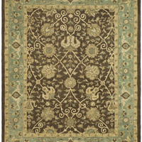 Safavieh Antiquity Traditional Indoorarea Rug Brown / Green
