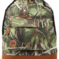 Mi-Pac Bag Camo Backpack in Leaf
