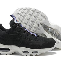 Nike Air Max 95 Black/White Running Shoes Size 36-46