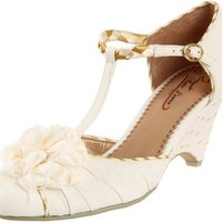Amazon.com: Poetic Licence Women`s Spitfire Pump,Cream,6 M US: