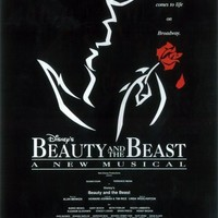 Beauty and The Beast 14x22 Broadway Show Poster (1994)