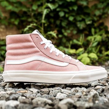 PEAPON VANS SK8-HI SLIM (RETRO SPORT) - BLOSSOM/TRUE WHITE