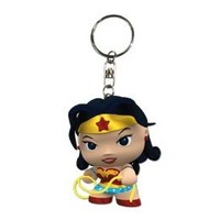 DC Comics Little Mates Wonder Woman Collectible Keychain