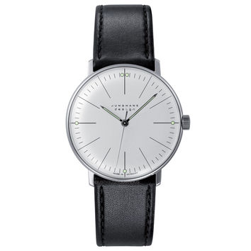 Max Bill 027/3700.00 Handwinding watch by Junghans