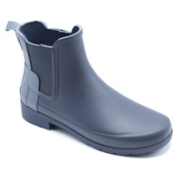 Hunter Womens Two-Tone Original Refined Chelsea Boots