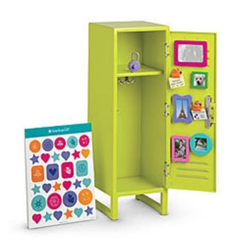 American Girl® Accessories: School Locker Set