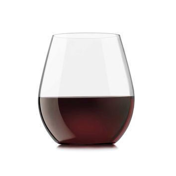 Libbey® Glass Signature Kentfield Stemless Red Wine Glasses (Set of 4)
