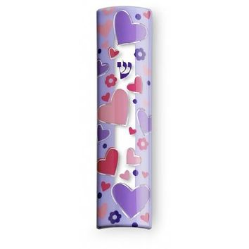 Children's Modern Mezuzah Cases - Graphical