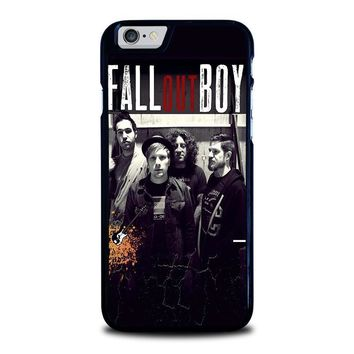 fall out boy personil iphone 6 6s case cover  number 1