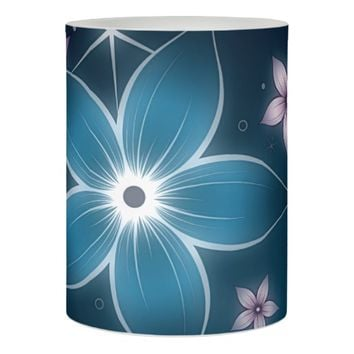 Blue Lite Flameless Candle