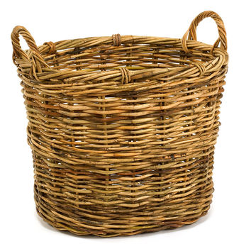 Dakota Blanket Basket, Storage Baskets