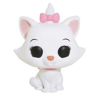Funko Disney The Aristocats Pop! Marie (Flocked) Vinyl Figure Hot Topic Exclusive