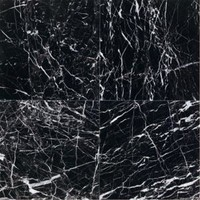 Daltile Natural Stone Collection China Black-Polished 12 in. x 12 in. Marble Floor and Wall Tile (10 sq. ft. / case) M75112121L at The Home Depot - Mobile