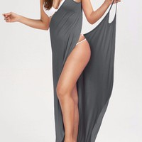 High Split Maxi Summer Dress