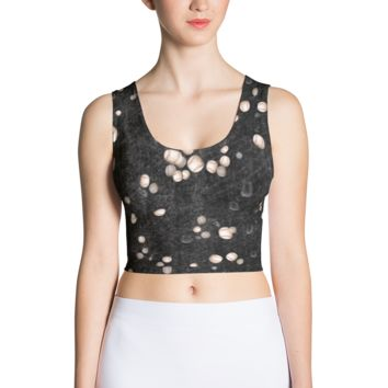 Baseball Sport Crop Top
