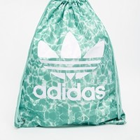 Adidas Cloud Drawstring Backpack