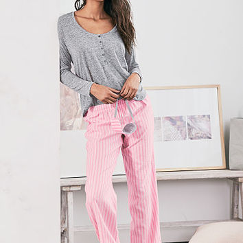 The Dreamer Henley Pajama - Victoria's Secret