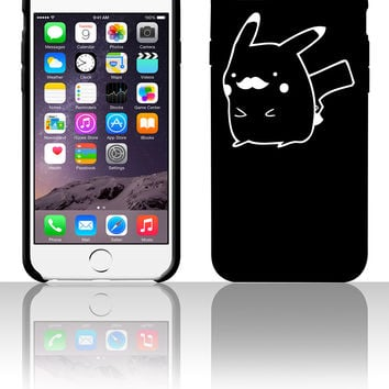 mustachu 5 5s 6 6plus phone cases