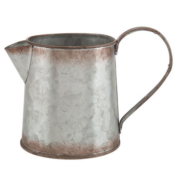 Silver Metal Watering Can | Hobby Lobby