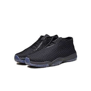 aj jordan 11 retro basketball shoes future weave gamma blue for men