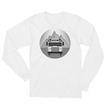 ADVENTURE Bus - To the Mountains! (Front Design)