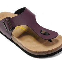 hcxx Birkenstock Gizeh Space Purple