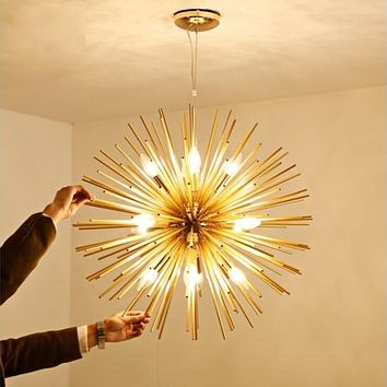 Modern Dandelion Sea Urchin Loft Living Room Shop Ceiling Bedroom Lighting Pendant Fixture