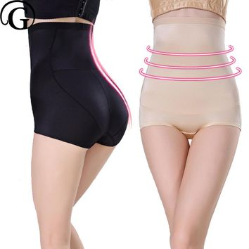 PRAYGER Women Thin Slimming panties Underwear Tummy belly Control Panties High Waist trainer Body Shaper Shapewear Smooth Brief