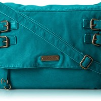 Roxy Abroad Cross Body,Baltic Blue,One Size